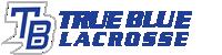 True Blue Lacrosse Logo